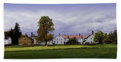 Canterbury Shaker Village Nh Beach Towel