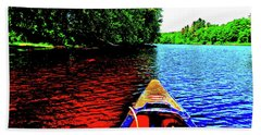 Canton Canoe Trip 2016 49 Beach Sheet