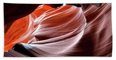 Canyon Abstract 2 Beach Towel