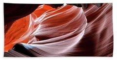 Canyon Abstract 2 Beach Sheet