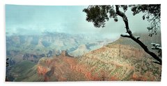 Canyon Captivation Beach Towel