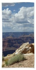 Canyon Contrasts Beach Towel
