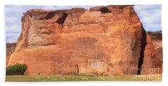 Canyon De Chelly  Beach Towel