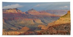 Canyon Sunset Beach Towel