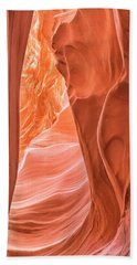 Canyon Textures Beach Towel