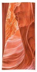 Canyon Textures Beach Towel