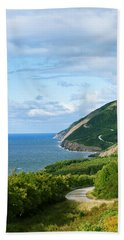 Cape Breton Highlands National Park Beach Sheet