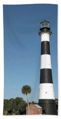 Cape Canaveral Lighthouse  Beach Towel
