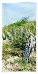 Cape Cod Beach Sheet by Beth Saffer