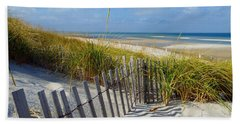 Cape Cod Charm Beach Towel