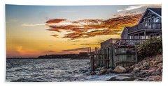 Cape Cod September Beach Sheet