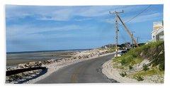 Cape Cod Summer Ride  Beach Sheet