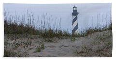 Cape Hatteras Over The Dunes Beach Towel
