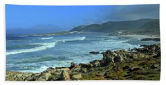 Cape Of Good Hope Beach Sheet