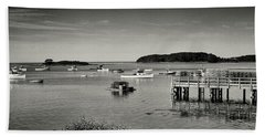 Cape Porpoise Harbor Beach Sheet