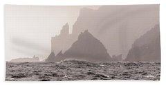 Cape Raoul Beach Towel