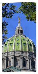 Capitol Dome Beach Towel