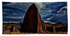 Capitol Reef Beach Towel