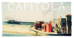 Capitola Beach Towel