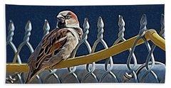 Captain Sparrow Beach Towel