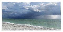 Captiva On Gulf Of Mexico Beach Towel