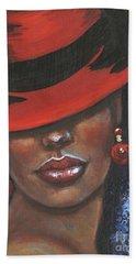 Carbaret Red Beach Sheet