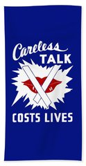 Designs Similar to Careless Talk Costs Lives