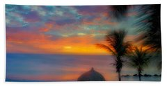 Caribbean Dreams Beach Towel by Stephen Anderson