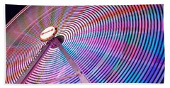Carnival Spectacle Beach Towel