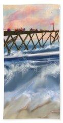 Carolina Beach Beach Towel