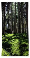 Carpet Of Verdacy Beach Towel