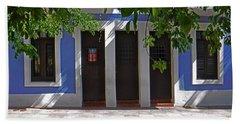 Casa Azul Beach Sheet