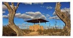 Casa Grande Ruins National Monument Beach Towel