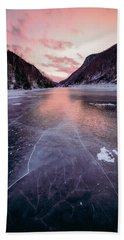 Cascade Ice Beach Towel