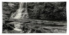Cascades Waterfall Beach Sheet