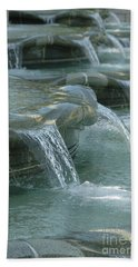 Cascading Fountain Beach Towel