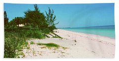 Casey Key, Florida Beach Towel by Gary Wonning