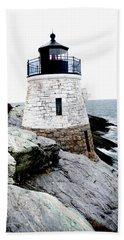 Castle Hill Light Beach Sheet