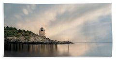 Castle Hill Light Beach Towel by Robin-Lee Vieira