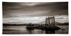 Castle Stalker 1 Beach Sheet