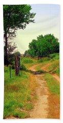 Castledale Farm Road Beach Sheet