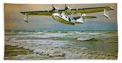 Catalina Flying Boat Beach Sheet