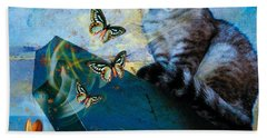 Catch A Dream Beach Towel
