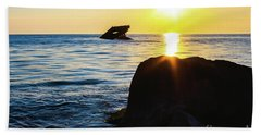 Catching The Sun Beach Sheet