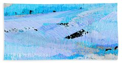 Catching Waves Beach Towel by Stephanie Grant