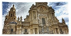 Catedral De Murcia Beach Sheet