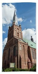 Cathedral Basilica Of St. James The Apostle, Szczecin A Beach Sheet