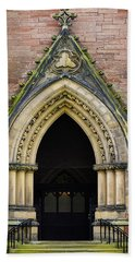 Cathedral Door Beach Towel