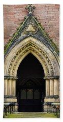 Cathedral Door Beach Sheet