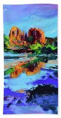 Cathedral Rock - Sedona Beach Sheet